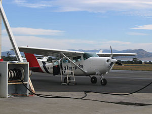 Cambridge Aerodrome - Image: Cambridge Airport Tas 1