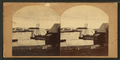 Camden harbor, from the bridge over Megunticook River in the village, by H. A. Mills.png