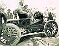 Camille Jenatzy, vainqueur du Critérium de Provence en 1900 sur Bolide 30 hp (La Vie au Grand Air, 22 juillet 1900, et Ruckert).jpg