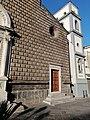 Campanile della collegiata di San Giovanni Battista-Angri (Sa).jpg