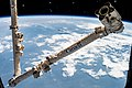 Canadarm2 during Expedition 62 (ISS062-E-000422).jpg