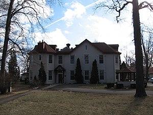 Brigham Hall - Brigham Hall, January 2008