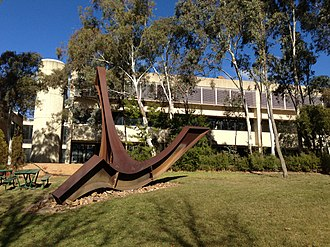 Bruce, Australian Capital Territory - Image: Canberra Institute of Technology, Bruce campus, July 2013