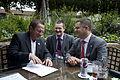 Canciller del Ecuador se reúne con el Presidente de la Asamblea General de la ONU (8961872475).jpg