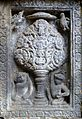 Candi Prambanan - 120 Kalpataru and Monkeys, Visnu Temple (12041893024).jpg