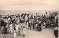 Canet-Plage - La foule sur la plage (CP Labouche).jpg