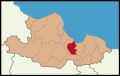 Canik District Location in Samsun Province.png