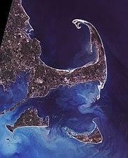 Cape Cod - Landsat 7