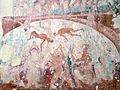 Capilla abierta (pinturas) del Templo y exconvento de San Nicolás de Tolentino.JPG