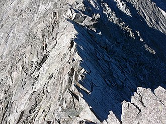 Capitol Peak (Colorado) - Capitol Peak Knife Edge