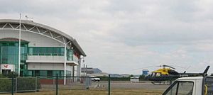 Cardiff Heliport - Image: Cardiff Heliport