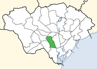 Riverside (Cardiff electoral ward) Electoral ward in Wales