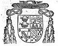 Cardinal Pedro Pacheco's coat-of-arms.jpg