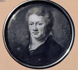 Carl Fredrik von Breda (1757-1818), porträttmålare