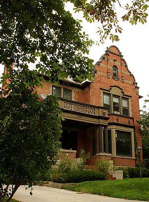 Carl M. Neuhausen - Image: Carl M. Neuhausen House 1265 East 100 South 84102 Salt Lake City Utah USA