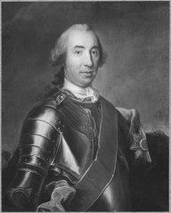 Portrait of Carl Otto Hamilton