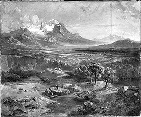 Dachsteinlandschaft