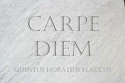 Carpe Diem Wikiquote