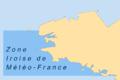 Carte zone Iroise de Météo France.png