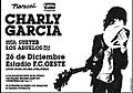 Cartel de recital de Charly García (1982).jpg