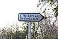 Cartello stradale in Rue de Villiers.jpg