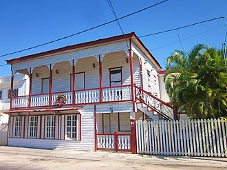 Chetumal - Chetumal has become known for its traditional wood buildings, few of which survive.