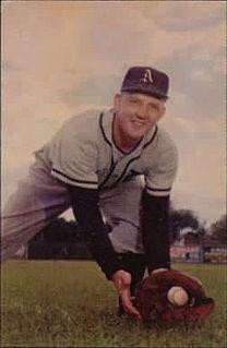 Cass Michaels Major League Baseball infielder
