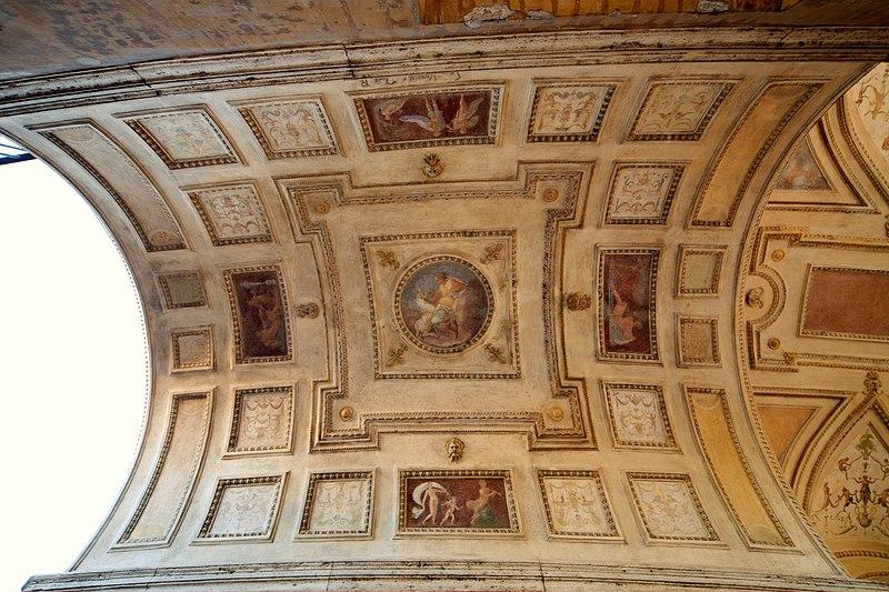 Datei:Castel Sant'Angelo interior 01.jpg