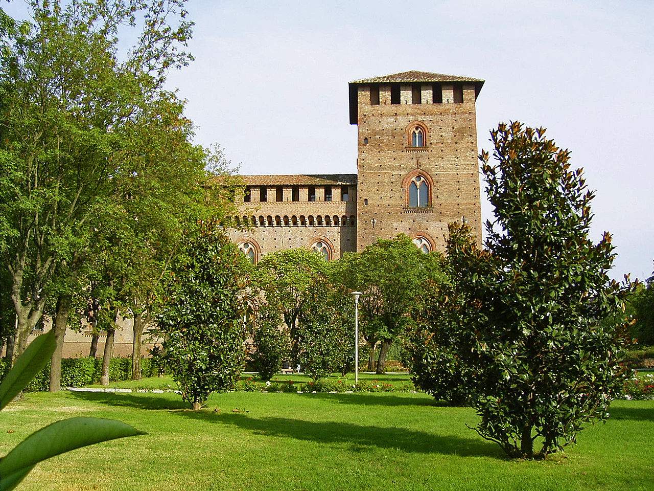 Villa D Adda Salice Terme