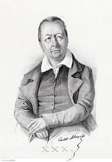 Castil-Blaze by Laurens, 1841 (Source: Wikimedia)