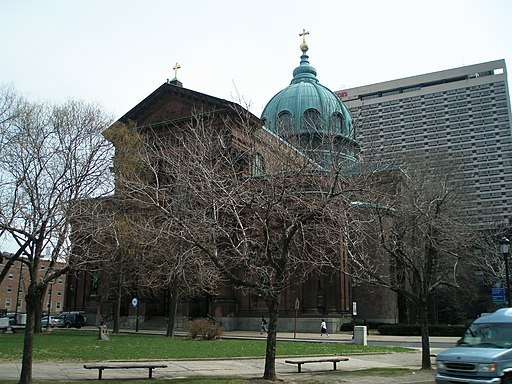 Cathedral Basilica of Sts. Peter and Paul