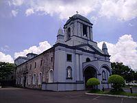 Cathedral of San Gregorio Magno, Legazpi Albay.jpg