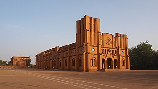 Ouagadougou Cathedral Catholic cathedral in Burkina Faso