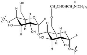 Paper chemicals - Cationic starch