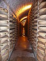 Cave affinage Juraflore - Fort des Rousses 03 by Line1.JPG