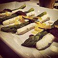Ce soir, on dine chez Top Chef. -Asperges -CremeuxDeBrebis (7106899931).jpg