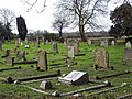 Cemetery at Fordingbridge - geograph.org.uk - 354910.jpg