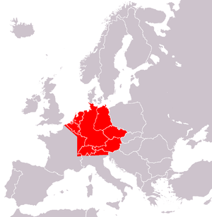 Central Europe, according to Alice F. A. Mutto...