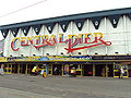 Central pier frontage, Blackpool - DSC07069.JPG