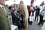 Cerimônia da Imposição da Medalha da Vitória e comemoração do Dia da Vitória, no Monumento Nacional aos Mortos da 2ª Guerra Mundial (26825670022).jpg