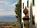 Cerreto Guidi - Hunting Villa di Medici - View of Empoli.jpg