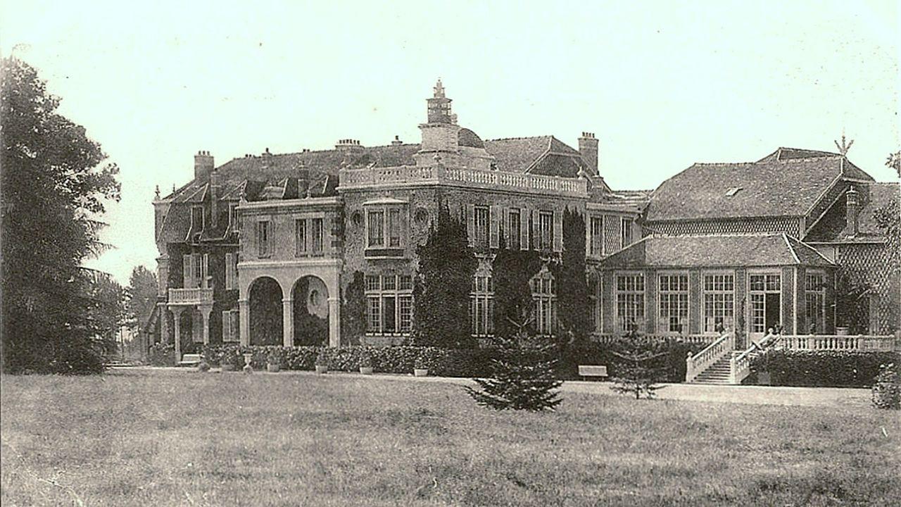 Image illustrative de l'article Château de Montjoye (Clairefontaine)