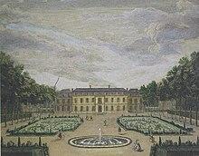 Le Château de la Chevrette in Deuil-la-Barre. Besitz von Louise Florence Pétronille Lalive, marquise d'Épinay (Quelle: Wikimedia)