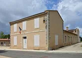 Champniers, Vienne - Champniers town hall