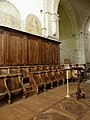 Chancelade (24) Abbatiale Notre-Dame Intérieur 08.jpg