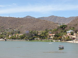 Jalisco - Along the shore of Lake Chapala