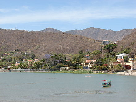 Along the shore of Lake Chapala Chapala.jpg