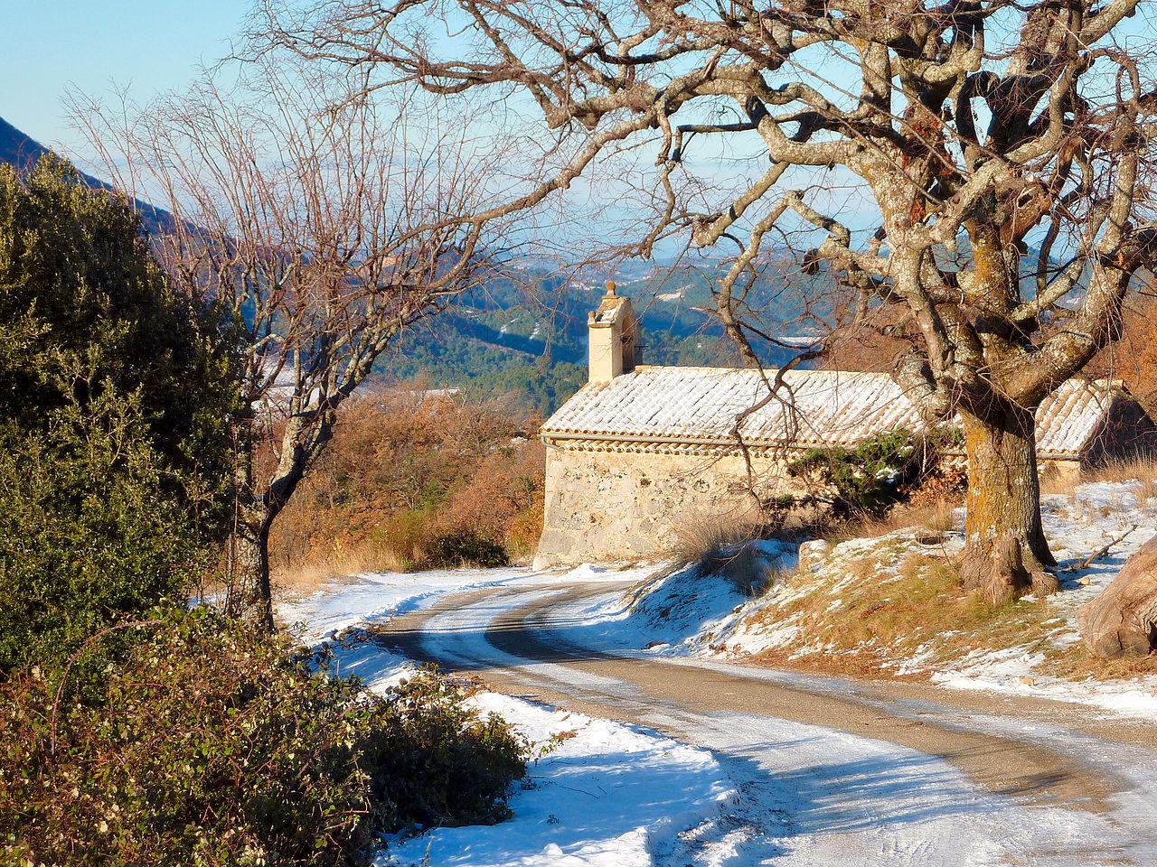 Fichier chapelle rurale buis les wikip dia - Office du tourisme buis les baronnies ...