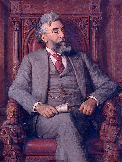 Charles Kendall Adams, American educator and historian