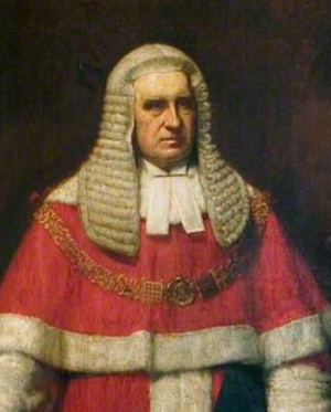 Charles Russell, Baron Russell of Killowen - Lord Russell, Lord Chief Justice